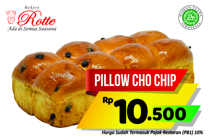 pillow choco chip rotte bakery