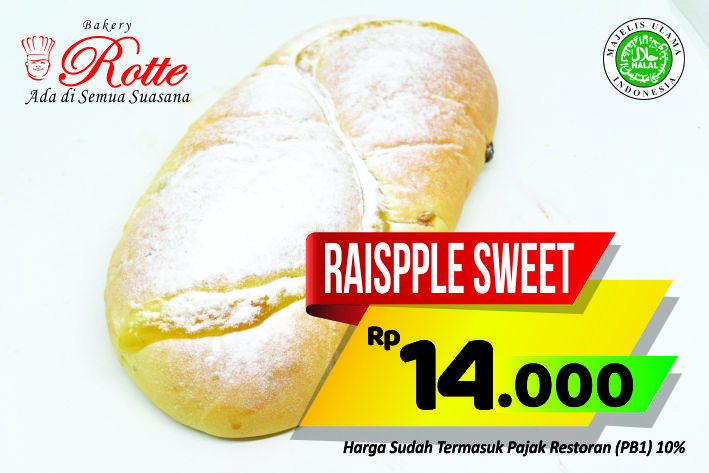 Raispple Sweet Rotte Bakery