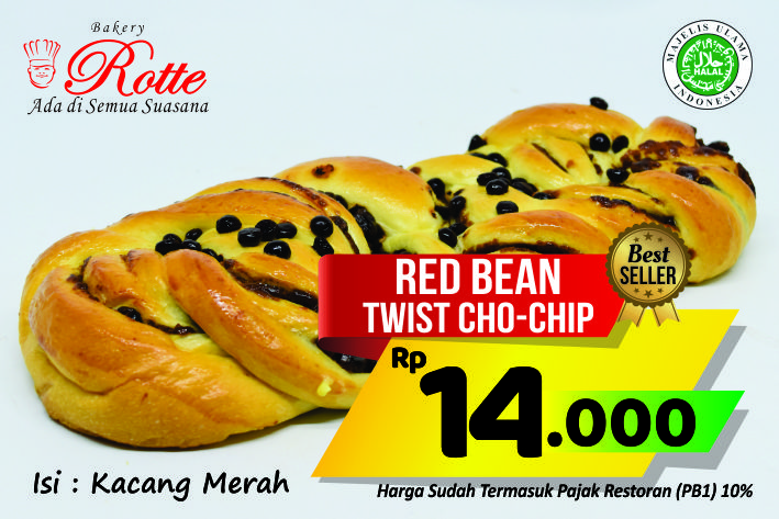 Red Bean Rotte Bakery