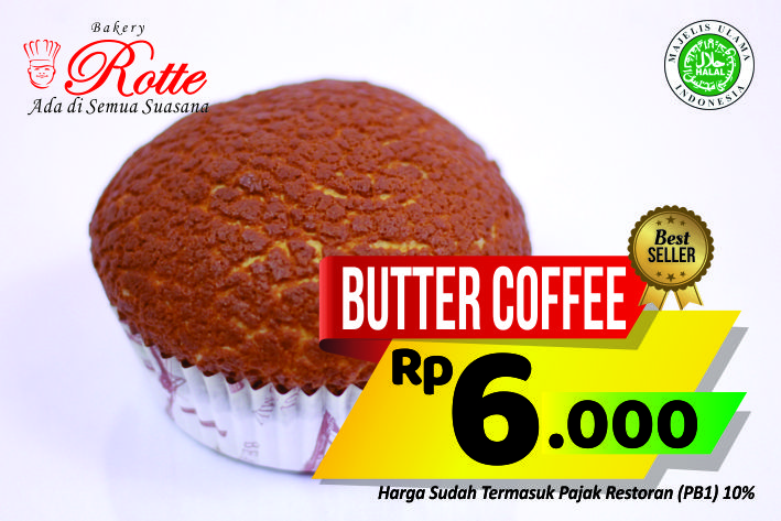 Butter Coffee Rotte Bakery