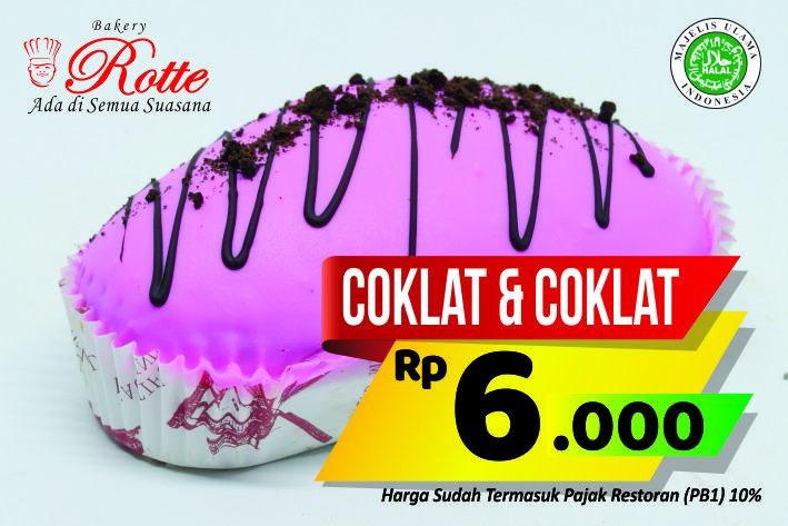 Coklat and Coklat Rotte Bakery