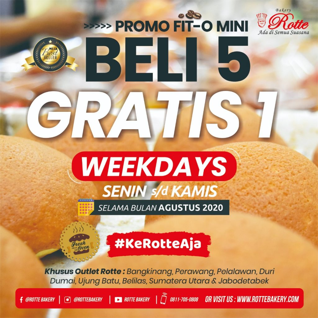 PROMO FIT O ROTTEBAKERY
